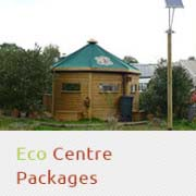 eco centre packages