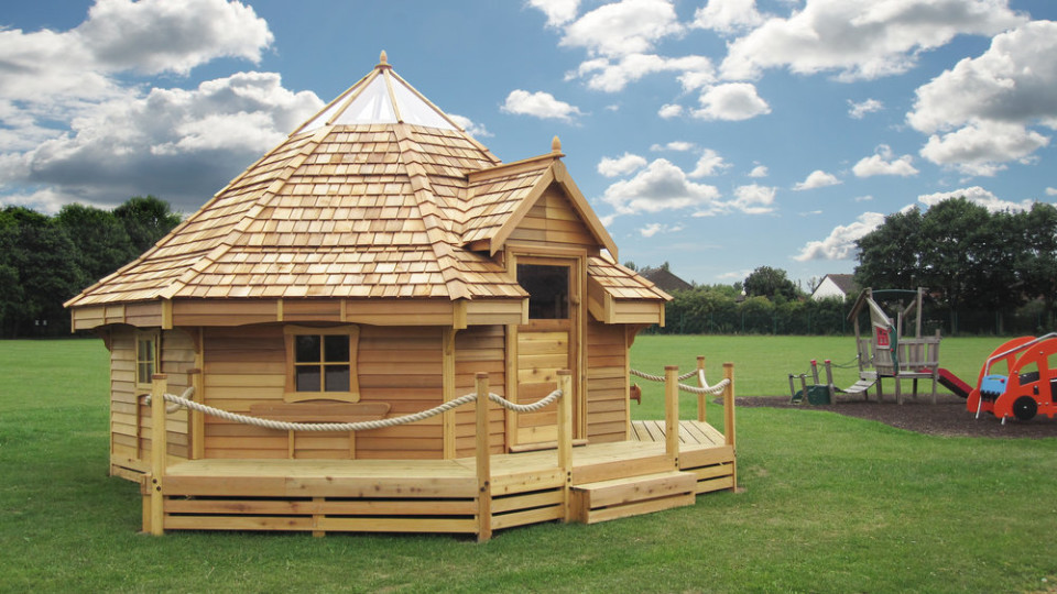 The Cedar Cottage