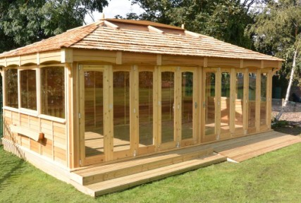 Outdoor Classrooms And Buildings For Schools Nurseries And Colleges