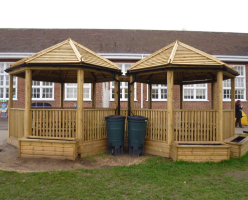 Outdoor Classrooms Combined