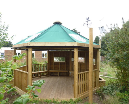 eco classrooms outdoor