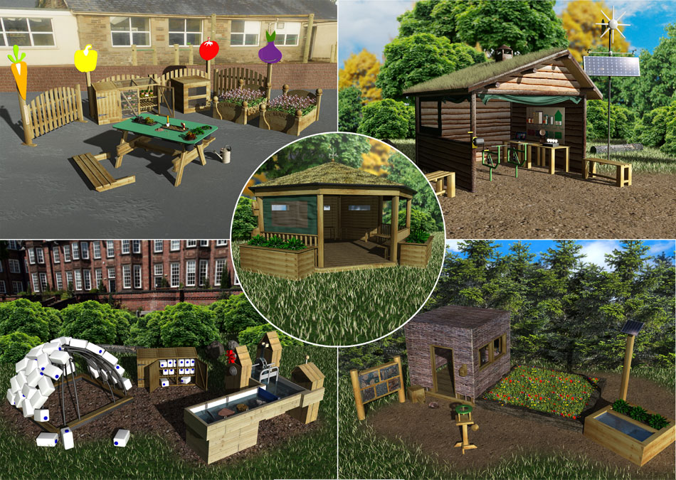 Eco Schools Ideas The Hideout House Company