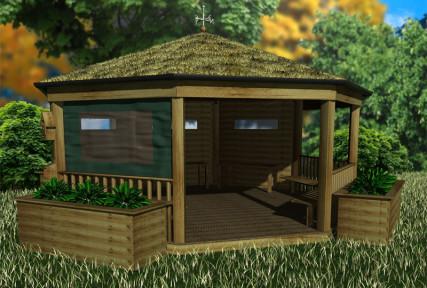 Outdoor Classroom & Eco Hub