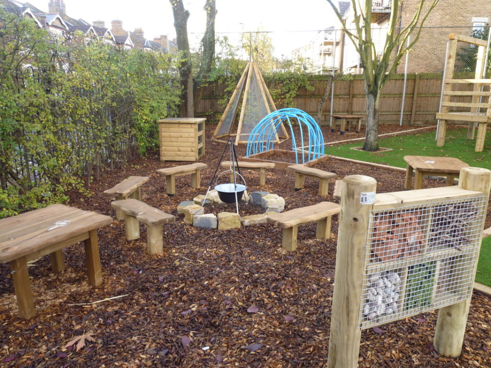 Design Ideas For The Outdoor Classroom ~ Forest school outdoor classroom the hideout house company