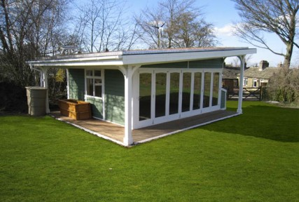 eco classrooms enclosed