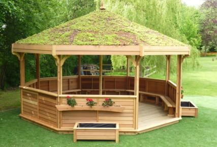 eco outdoor classrooms