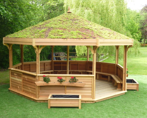 eco outdoor classrooms