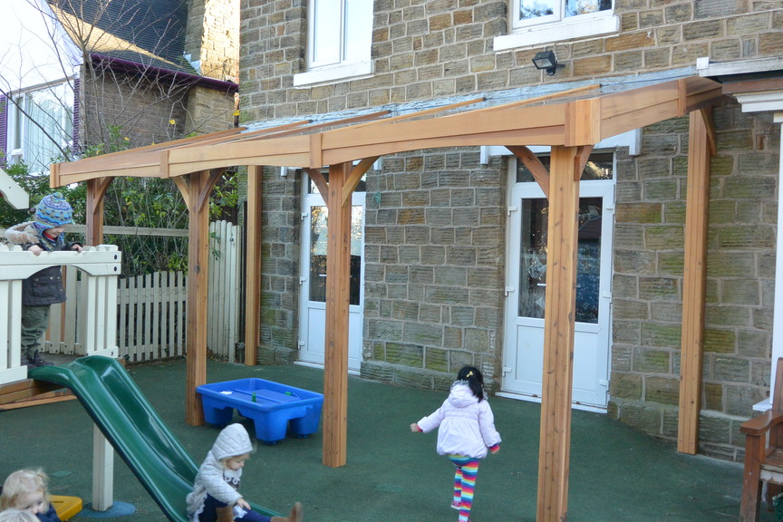 school canopy 4m x 3m & School Canopies u2022 The Hideout House Company