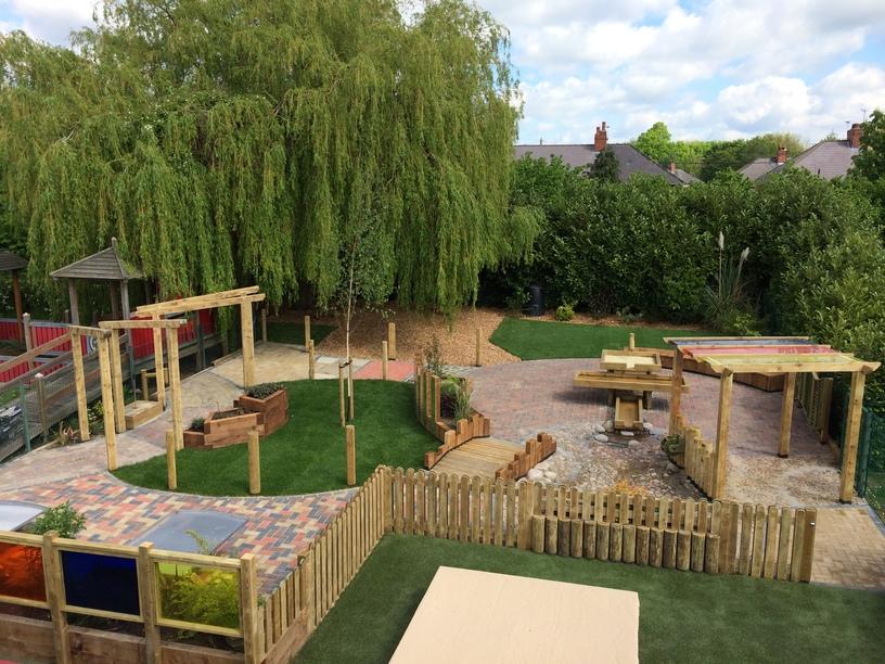 sensory gardens - Sensory Garden