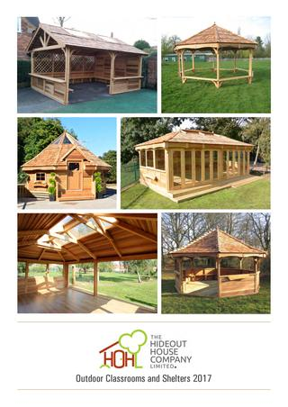 Outdoor Classrooms and Shelters 2017